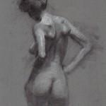 nude back side