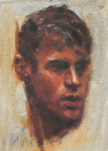 young man portrait