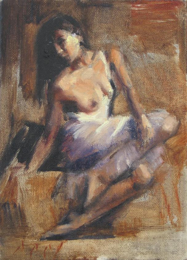 Famous Figure Nude 115